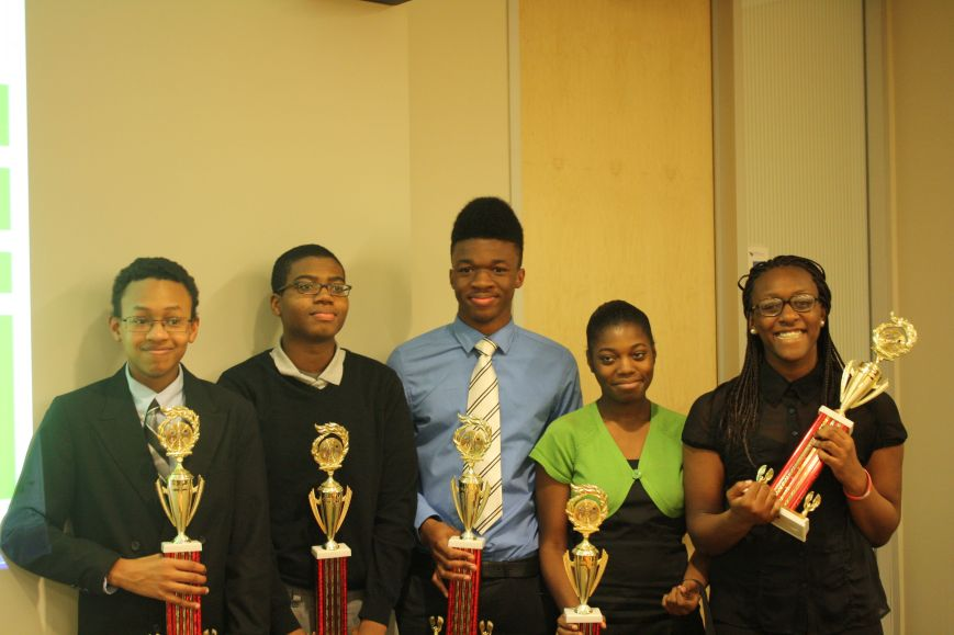 McKinley Technology High School are repeat champions